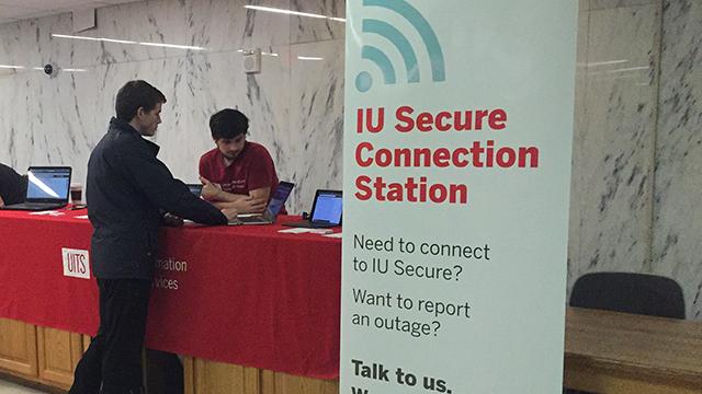 IU Secure