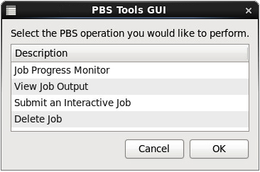 Karst Desktop PBS tools GUI