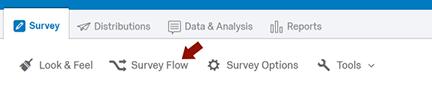 Survey Editor