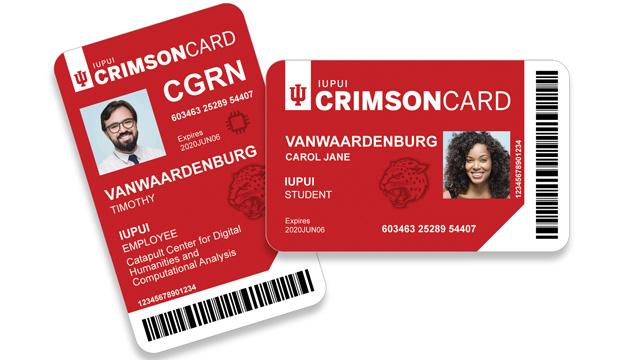 CrimsonCard