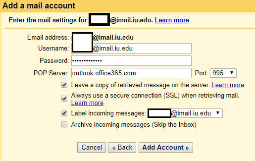How To Add Gmail To Imail How to Access a Gmail Account on a