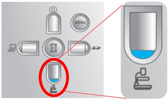 ELMO P10 image select button